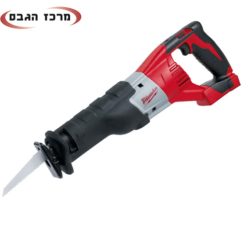 מסור חרב נטען 18V מבית מילווקי Milwaukee גוף בלבד